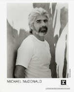 Michael McDonaldPromo Print