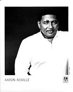 Aaron NevillePromo Print