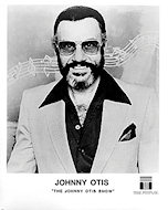 Johnny Otis Promo Print