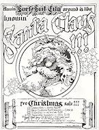 Santa ClausHandbill