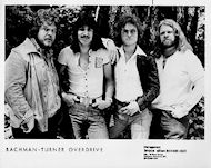 Bachman-Turner OverdrivePromo Print