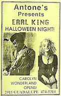 Earl KingPoster