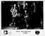 Paul Butterfield BandPromo Print