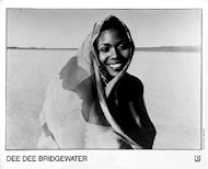 Dee Dee BridgewaterPromo Print