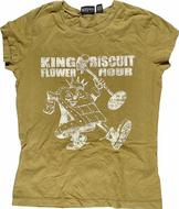 King Biscuit Flower Hour Women's Retro T-Shirt