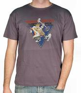 King Biscuit Flower Hour Men's Retro T-Shirt