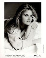 Trisha Yearwood Promo Print