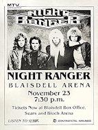 Night RangerPoster