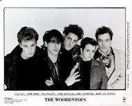 The Woodentops Promo Print