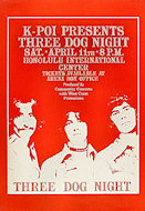 Three Dog Night Poster