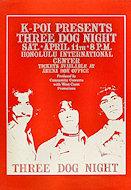 Three Dog NightPoster