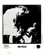 Paul WellerPromo Print
