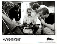 WeezerPromo Print
