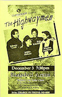 The Highwaymen Handbill