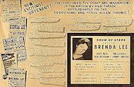 Brenda Lee Poster