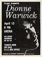 Dionne WarwickPoster