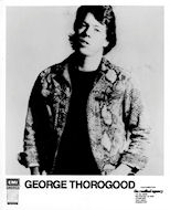 George ThorogoodPromo Print