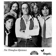 The Sir Douglas QuintetPromo Print