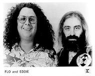 Flo & EddiePromo Print
