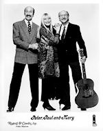 Peter, Paul & Mary Promo Print