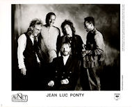 Jean-Luc Ponty Promo Print