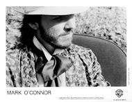 Mark O'Connor Promo Print