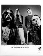 Monster MagnetPromo Print