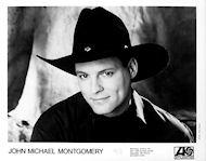 John Michael MontgomeryPromo Print