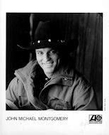 John Michael MontgomeryPromo Print