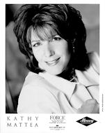 Kathy MatteaPromo Print