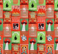Poster Wrapping Paper Wrapping Paper