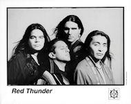 Red ThunderPromo Print