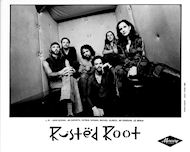 Rusted RootPromo Print