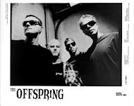 The Offspring Promo Print