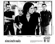 Nine Inch NailsPromo Print