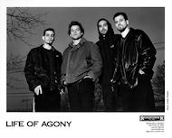Life Of AgonyPromo Print