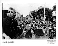 Jack CasadyPromo Print