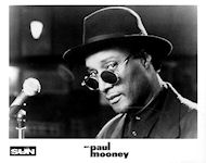 Paul MooneyPromo Print