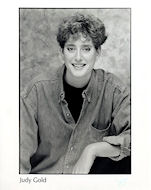 Judy GoldPromo Print