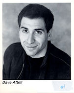 Dave Attell Dave Attell Promo Print