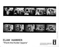Claw Hammer Promo Print