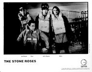 The Stone RosesPromo Print