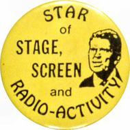 Ronald ReaganVintage Pin