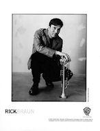 Rick BraunPromo Print