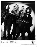 Bullet BoysPromo Print