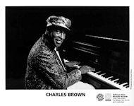 Charles BrownPromo Print