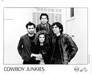 Cowboy JunkiesPromo Print