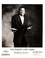 Robert Cray BandPromo Print