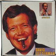 David LettermanPin