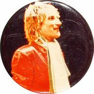 Rod Stewart Vintage Pin